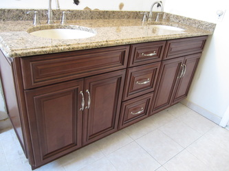 Custom Bathroom Vanities Staten Island bathroom vanities